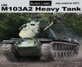 DRAGON 3549 - 1:35 M103A2 Heavy Tank