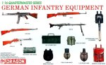 DRAGON 3824 - 1:16 German Infantry Equipment