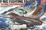 ACADEMY 12204 - 1:48 F-16 C Fighting Falcon Flying Razorbacks