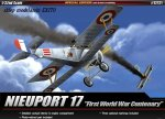 ACADEMY 12121 - 1:32 Nieuport 17 Special Edition