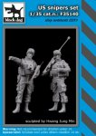 BLACK DOG F35140 - 1:35 US snipers set