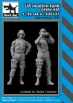 BLACK DOG F35137 - 1:35 US modern tank crew set