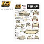 AK INTERACTIVE 808 - Suez 1956 French AFVs