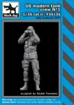BLACK DOG F35135 - 1:35 US modern tank crew N°1