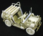 LEGEND LF1141 - 1:35 IDF M151A2 OREV Missile Carrier (Late) Conversion set (for Tamiya/Academy)