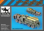 BLACK DOG T35136 - 1:35 M1142 TFFT conversion set