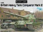 DRAGON 3555 - 1:35 British Heavy Tank Conqueror Mark 2