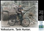 MASTER BOX 35179 - 1:35 Volkssturm Tank Hunter - Germany 1944-1945