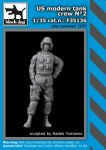 BLACK DOG F35136 - 1:35 US modern tank crew N°2