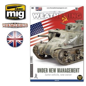 AMMO MIG 4523 - The Weathering Magazine - Under New Menagement (English Version)