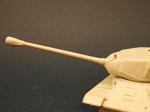 PANZERART 35117 - 1:35 D-25T Barrel with Canvas Cover for JS-2/3 Tanks