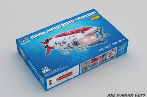 TRUMPETER 07303 - 1:72 Chinese Jiaolong Manned Submersible
