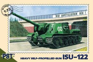 PST 72005 - 1:72 ISU-122 Heavy Self-propelled Gun