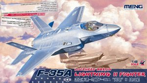 MENG MODEL LS007 - 1:48 F-35 A Lightning II