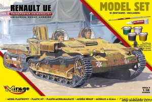 MIRAGE 835095 - 1:35 Renault UE - Model Set