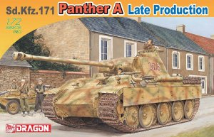 DRAGON 7505 - 1:72 Sd.Kfz.171 Panther A Late Production