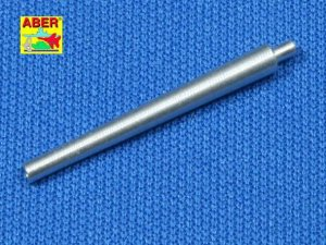 ABER 72L-10  - 1:72 US 75 mm M3 tank Barrel for Sherman M4A3
