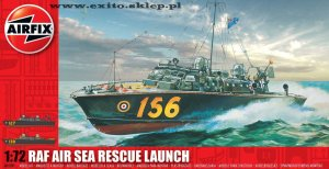 AIRFIX 05281 - 1:72 RAF Rescue Launch