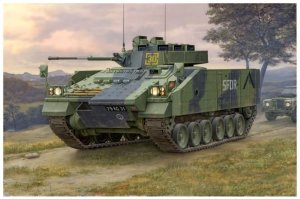 REVELL 03144 - 1:72 Warrior MCV with add-on armour
