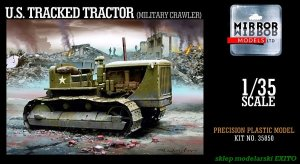 MIRROR MODELS 35850 - 1:35 US Tracked Tractor ( Military Crawler )