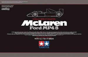 TAMIYA 25172 - 1:20 McLaren Ford MP4/8