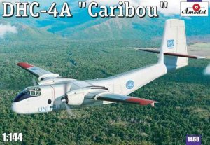 AMODEL 1468 - 1:144 DHC-4A Caribou