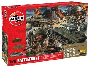 AIRFIX 50009 - 1:76 Battle Front