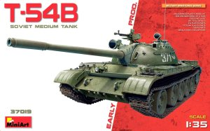 MINIART 37019 - 1:35 T-54B early production