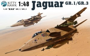 KITTY HAWK 80106 - 1:48 Jaguar GR.1/GR.3