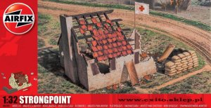 AIRFIX 06380 - 1:32 Strongpoint