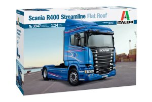 ITALERI 3947 - 1:24 Scania R400 Streamline Flat Roof