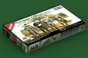 HOBBY BOSS 84406 - 1:35 German Officer
