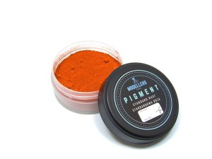 MODELLERS WORLD MWP002 - Pigment - Standard rust 35 ml