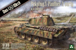 DAS WERK DW35009 - 1:35 Panther A Early