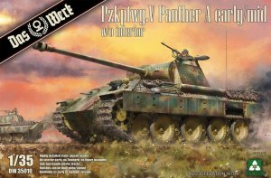 DAS WERK DW35010 - 1:35 Panther A Early / Mid