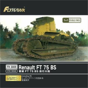 FLYHAWK 3009 - 1:72 Renault FT 75 BS