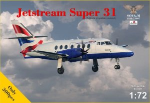 SOVA 72007 - 1:72 Jetstream Super 31