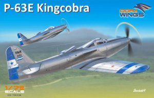 DORA WINGS DW 72005 - 1:72 P-63E Kingcobra
