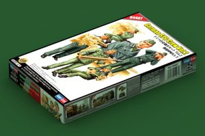 HOBBY BOSS 84407 - 1:35 German SPG Crew Vol.2
