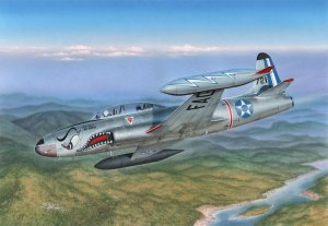 SPECIAL HOBBY 32066 - 1:32 T-33 Japanese and South American T-Birds