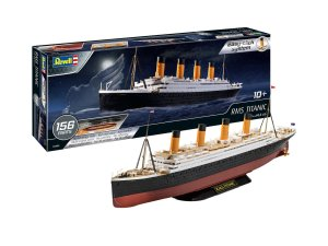 REVELL 05498 - 1:600 RMS Titanic - Easy Click