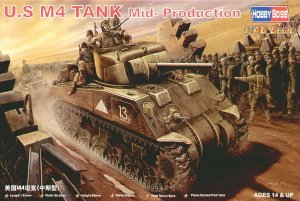 HOBBY BOSS 84802 - 1:48 US M4A1 (Mid-Model)