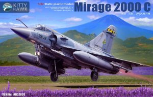KITTY HAWK 32020 - 1:32 Mirage 2000 C