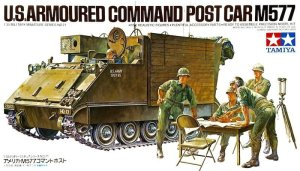 TAMIYA 35071 - 1:35 M577 Command Post