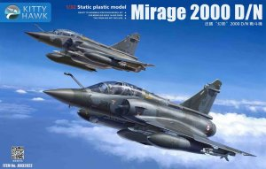 KITTY HAWK 32022 - 1:32 Mirage 2000 D/N