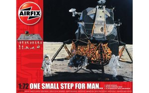 AIRFIX 50106 - 1:72 One Small Step for Man