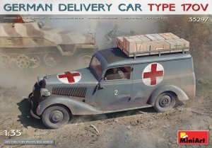 MINIART 35297 - 1:35 German Delivery Car Type 170V