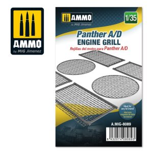 AMMO MIG 8089 - 1:35 Panther A/D engine grilles
