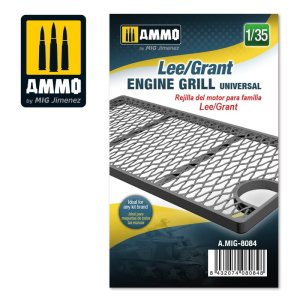 AMMO MIG 8084 - 1:35 Lee / Grant engine grille universal