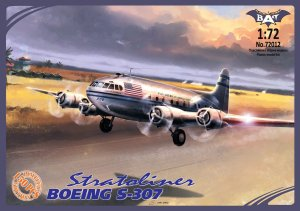 BAT 72012 - 1:72 Boeing Stratoliner S-307 Pan American Airways System